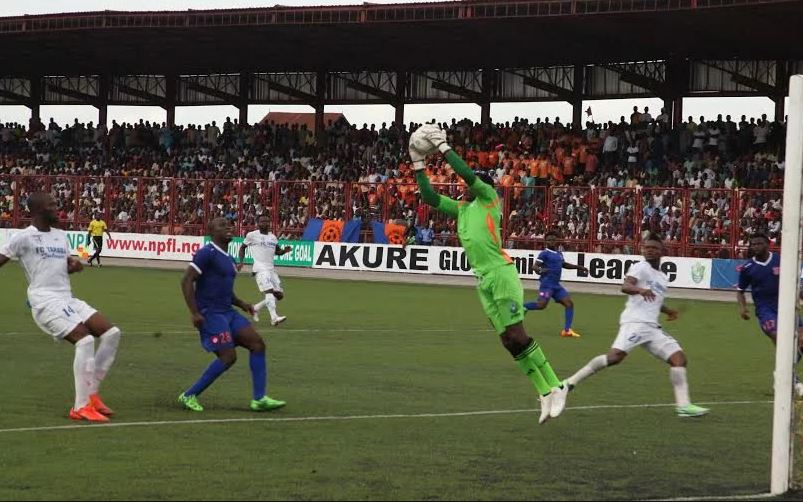 NPFL: ; Akwa United  Secure Top Spot; Rangers Outclass Enyimba In Oriental Derby