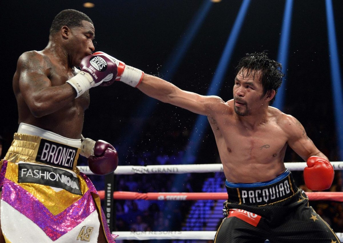 Pacquiao Calls Out Retired Mayweather
