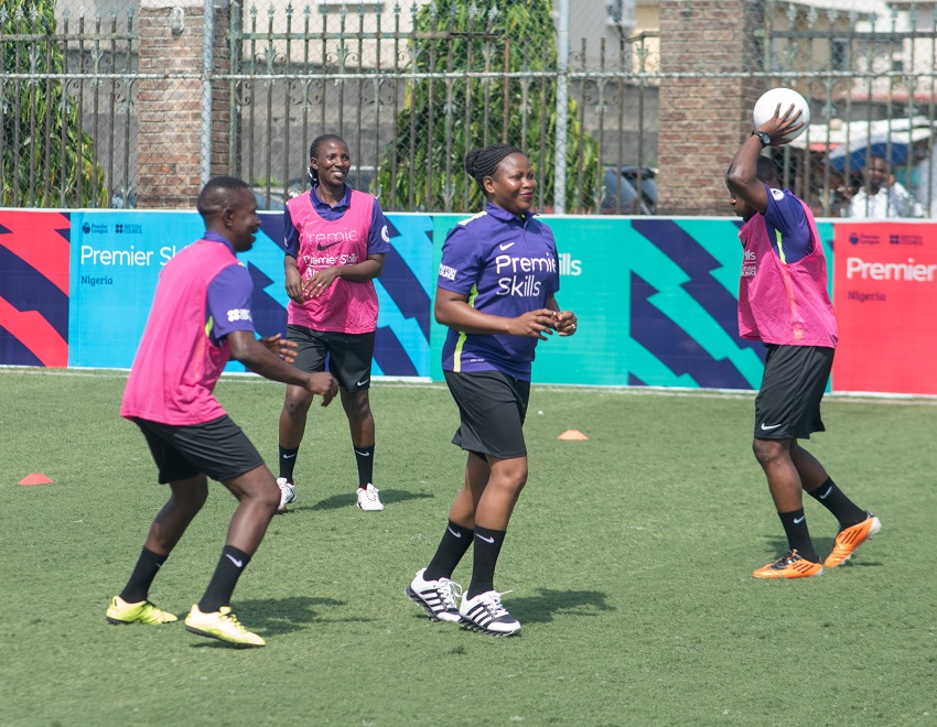 Premier Skills Programme Return To Nigeria