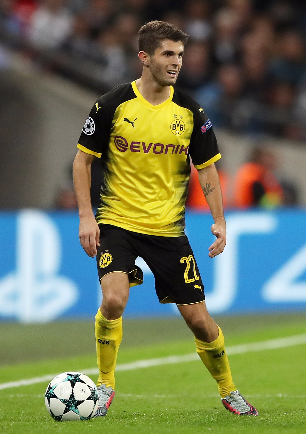 Pulisic Focused On BVB For Now