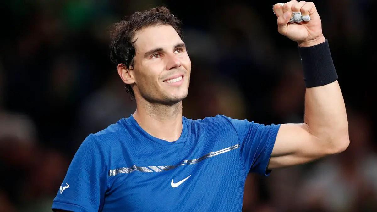 Nadal Set 2019 Targets