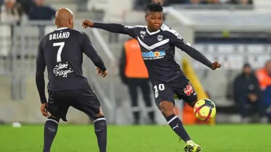 Kalu Named In Ligue 1 Team Of The Week