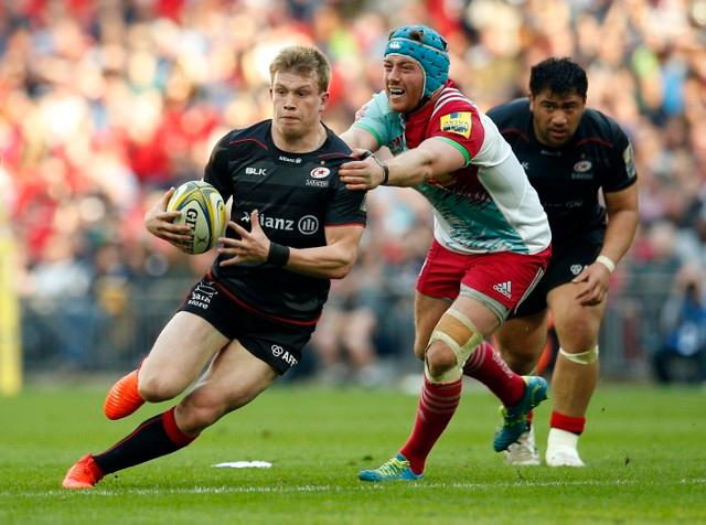 Sarries Confirm Gray Deal
