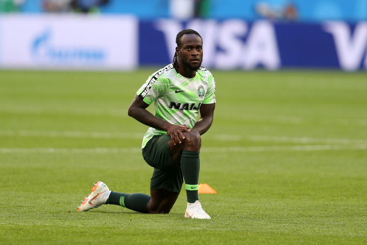 Pinnick Set To Lure Moses Back To Eagles For 2019 AFCON