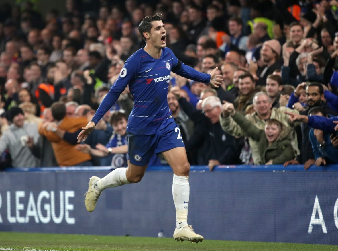 Zola Urges Morata To Embrace Main Striker Role At Chelsea