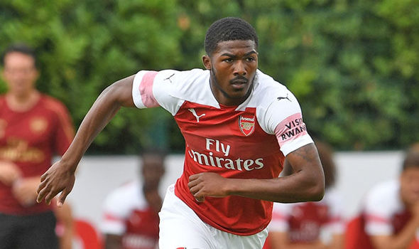 It Pays To Be Polite For Maitland-Niles