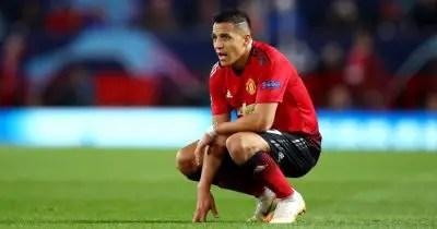 Solskjaer Urges Sanchez To Shape Up For Man United