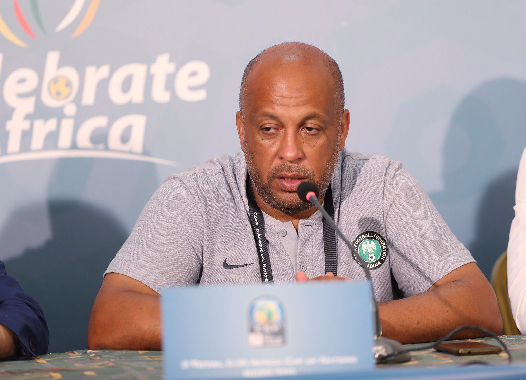 U-20 AFCON: Aigbogun Focuses On Nigeria Vs Niger After Draw Vs South Africa