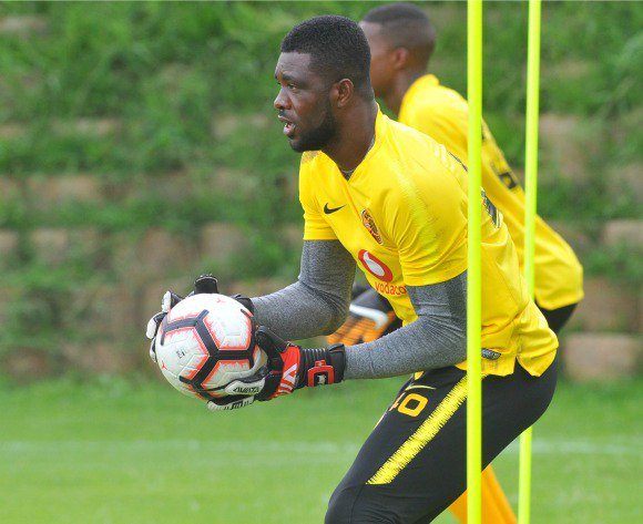 Akpeyi Debuts For Kaizer Chiefs In  Home Draw Vs Orlando Pirates