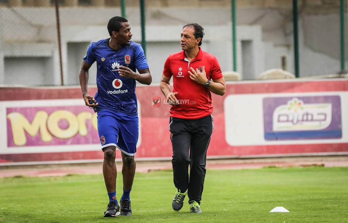 Ajayi Signs New Two-Year Contract With Al Ahly