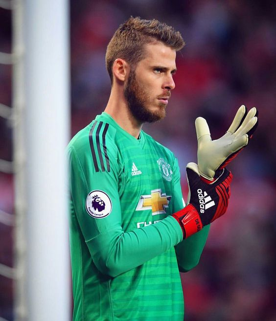 De Gea Set To Become Highest-Paid Goalie With £350K-a-Week At Man United