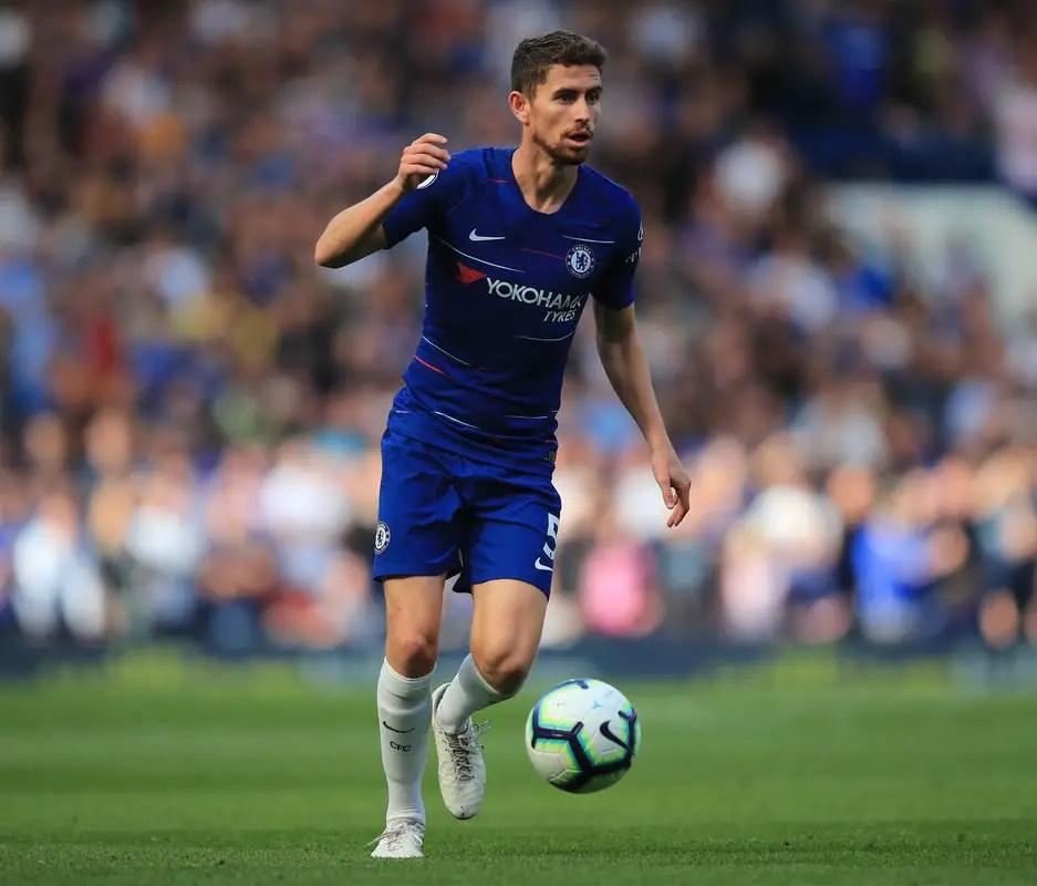 Kante Backs Underfire Jorginho Amid Chelsea Poor Form