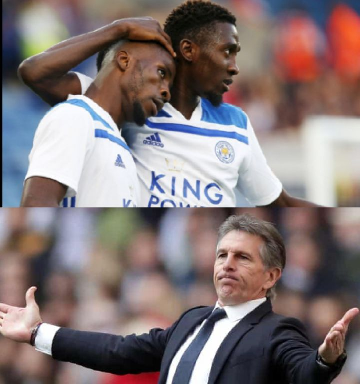 Ndidi, Iheanacho To Play Under New Coach At Leicester City