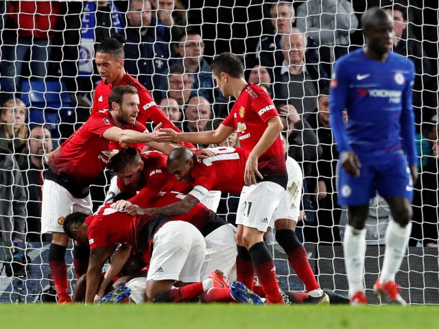 FA Cup: Man United Knock Chelsea Out; To Face Wolves In Quarter-Finals