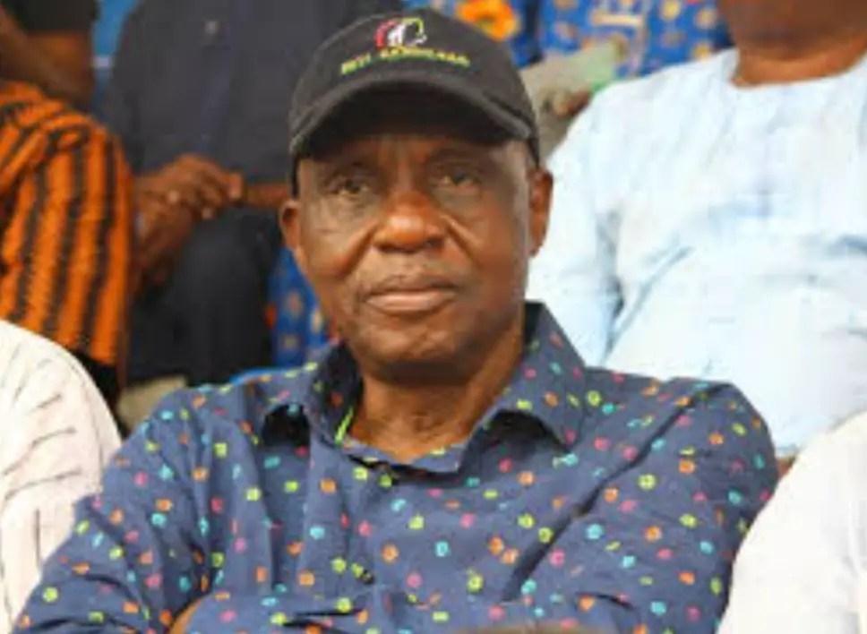Ex-NFF General Secretary Ogunjobi Is Dead