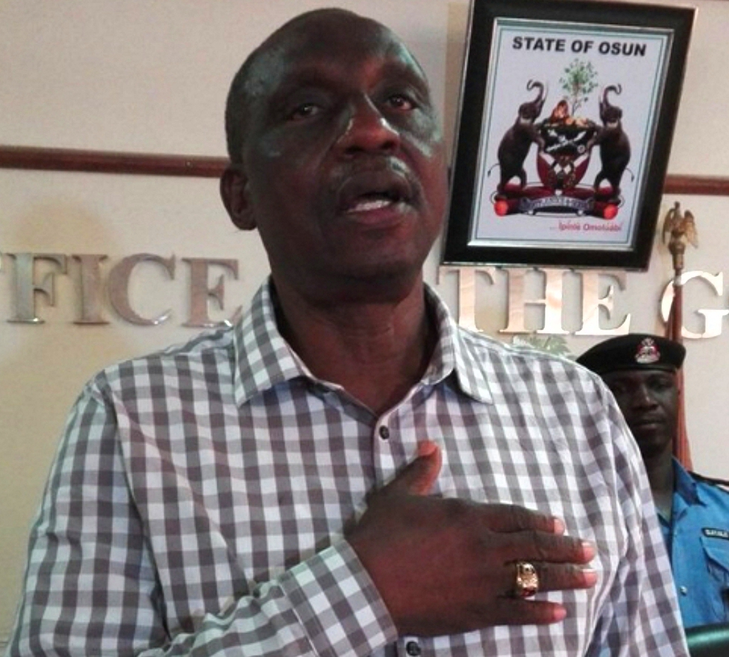 Governor Oyetola Mourns 'Illustrious Osun son' Taiwo Ogunjobi