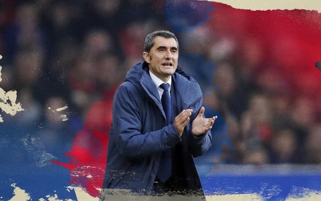 Valverde Signs New One-year Deal At Barcelona
