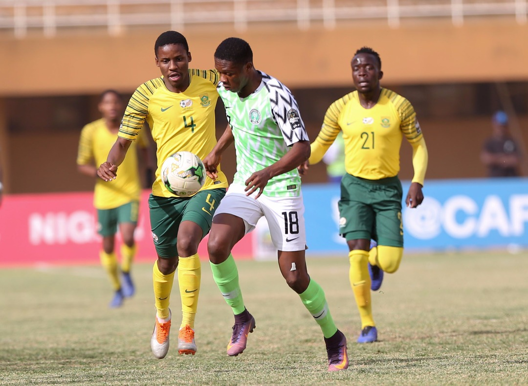 U-20 AFCON: South Africa Coach Senong Happy To Beat 'Very Good Team  Nigeria'
