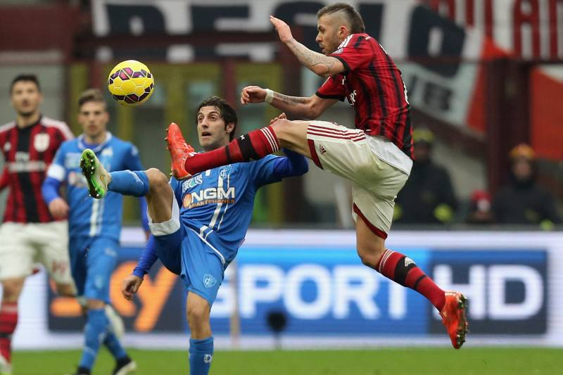 Serie A Round 25 Preview: AC Milan Look To Close In On Third With Win Over Empoli