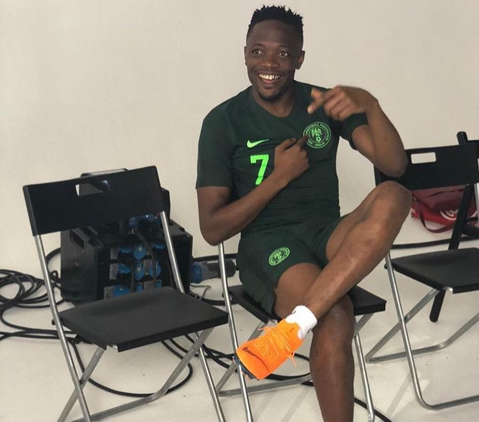 Ahmed Musa Acquires A New Luxury Ride