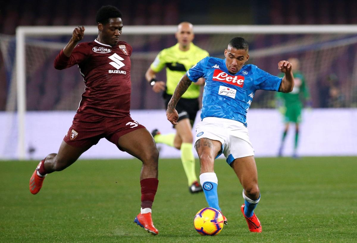 Aina Set For Full-Time Torino Switch