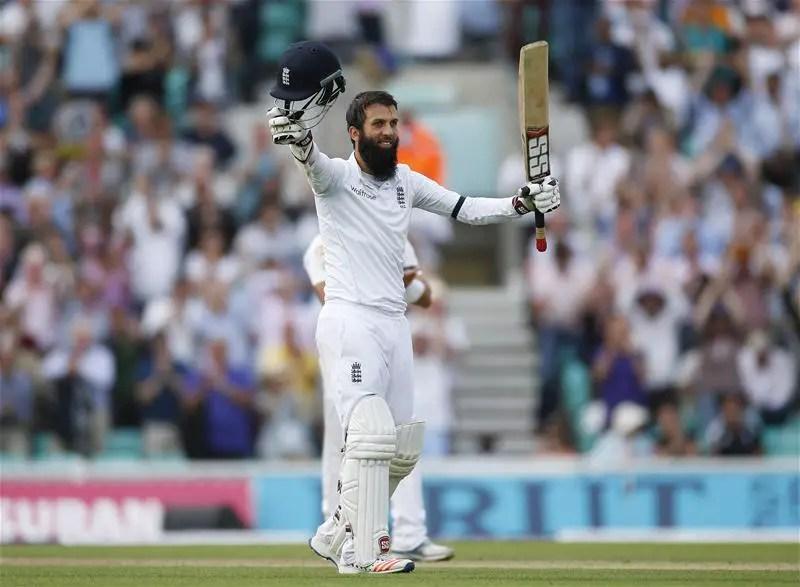 Ali Urges England To Finish The Job