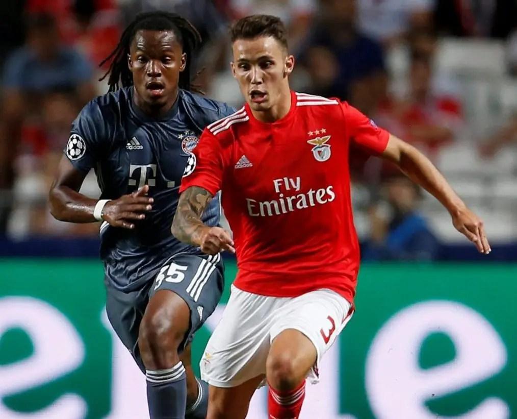 Arsenal Considering Swoop For Grimaldo