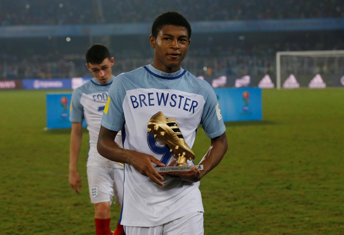Brewster Determined To Repay Faith