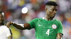 Aremu Ruled Out Of Flying Eagles' Remaining Games At 2019 U-20 AFCON  Over Injury