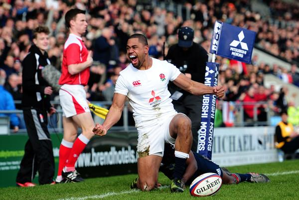 Cokanasiga And Shields Called Up By England