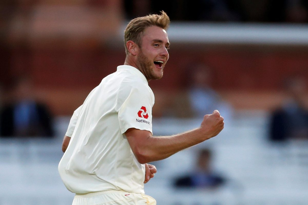 England Need batting hero – Broad