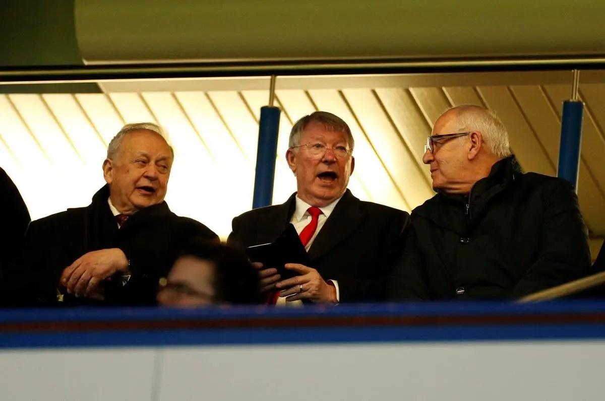Ferguson Back In The United Ranks