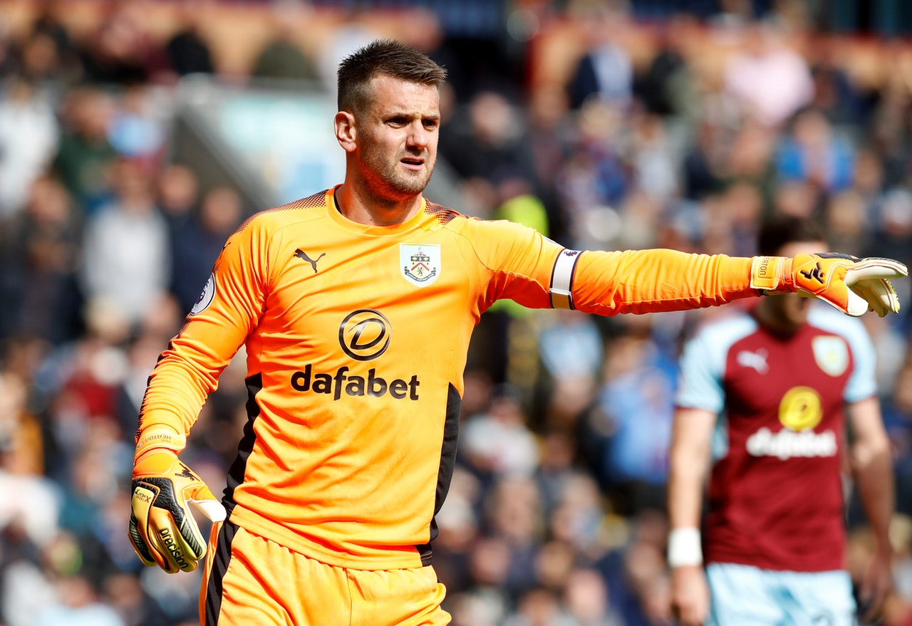 Heaton still harbours England ambitions