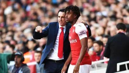 Iwobi Relishes Emery Impact On Personal Arsenal Career