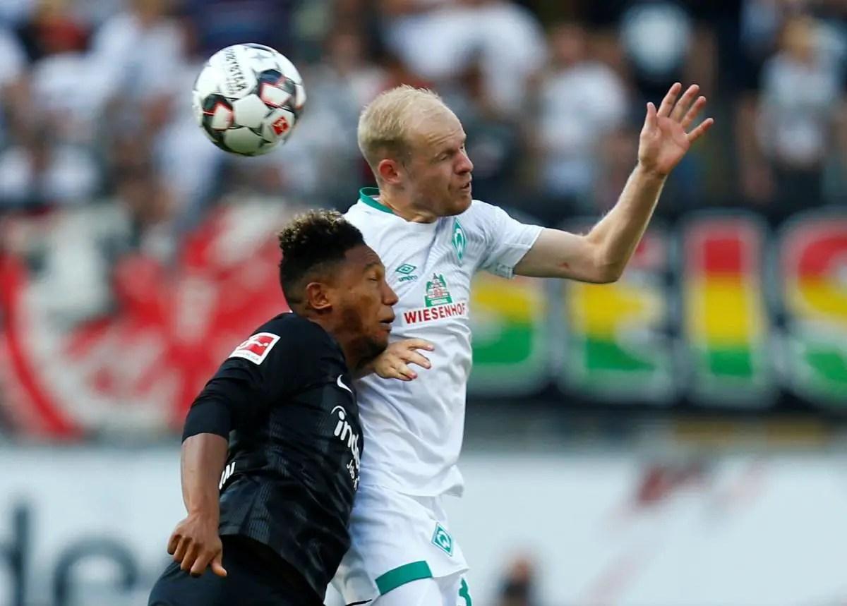 Klaassen Downbeat Following Bremen Draw
