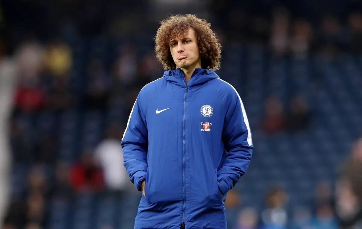 Luiz Issues Sarri Backing