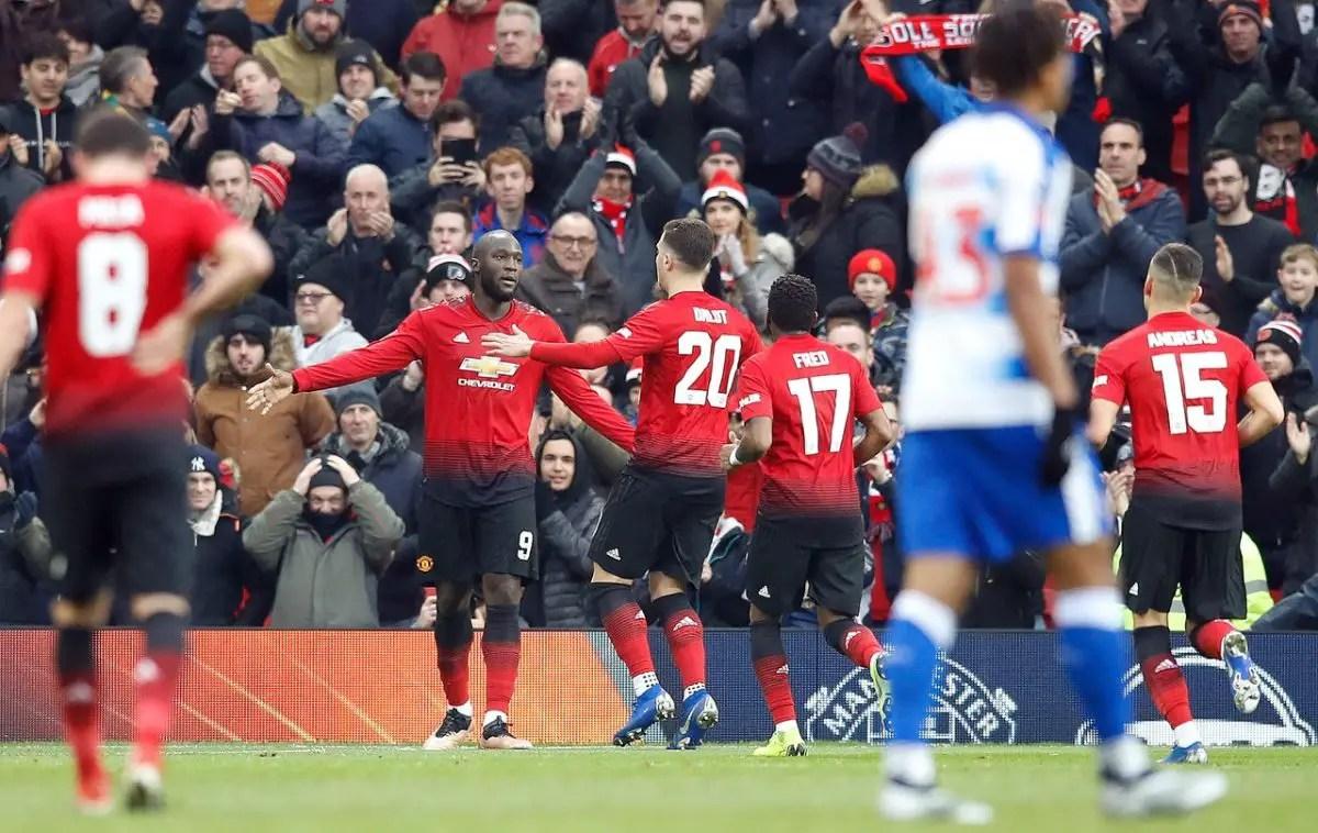 Lukaku Happy To Adapt For United