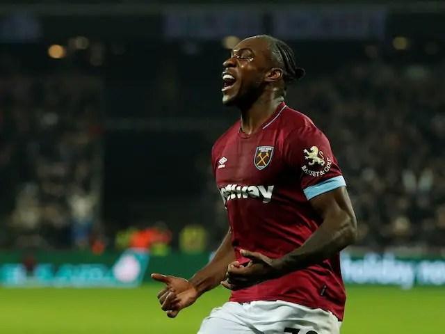 Antonio Strikes To Earn West Ham Draw vs Liverpool