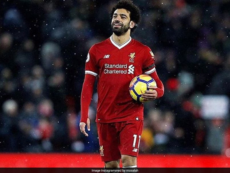Salah Named PFA Fans' Player Of The Month (January)