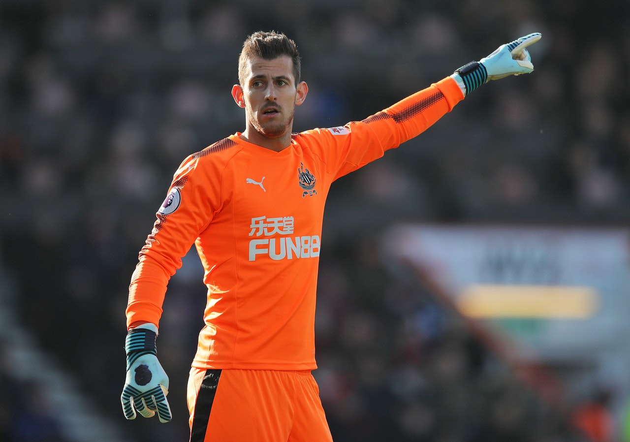 More Praise For Dubravka – Completesports