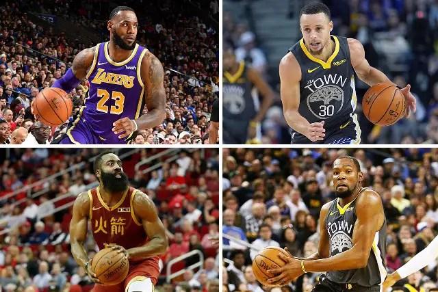 NBA All-Stars Answering Fan Questions Via NBA Instagram Live
