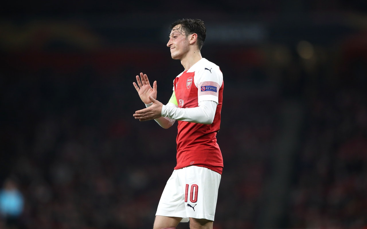 No Ozil Promises From Boss