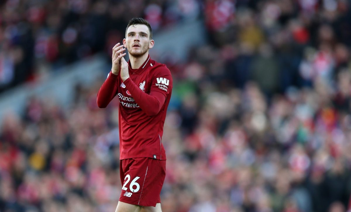 Robertson – Liverpool Full Of Confidence