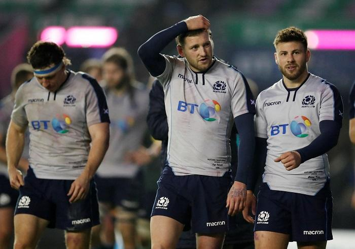 Russell Injury Leaves Scots Reeling
