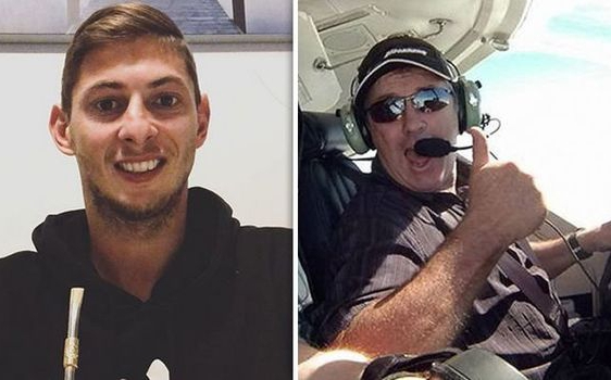 Missing Sala, Pilot: Experts In Two Vessels Start Underwater Search