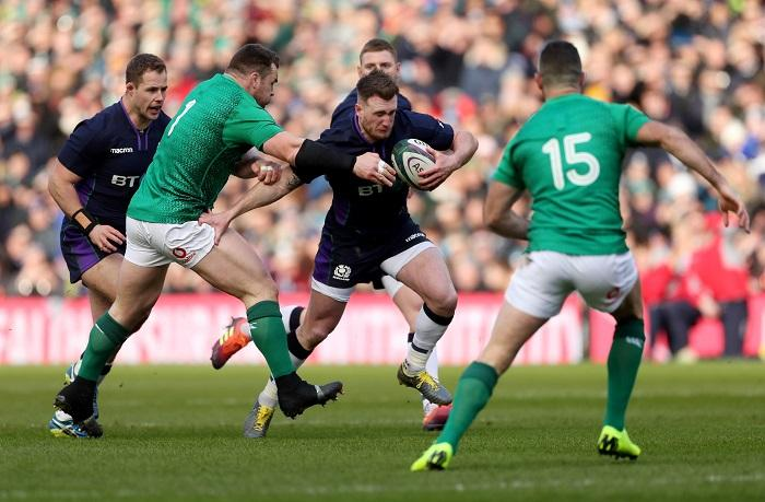 Hogg – Scots Sweating Over Fitness