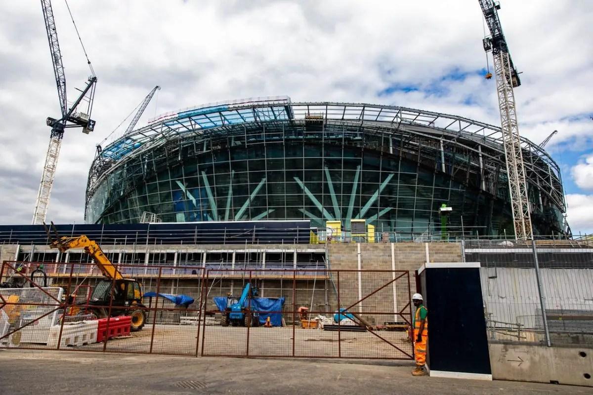 Tottenham Facing Crucial Week In Stadium Move
