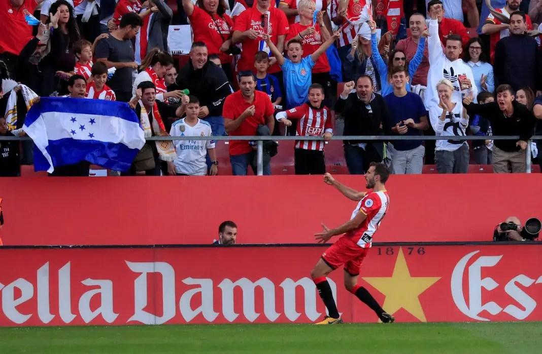 Stuani Commits To Girona