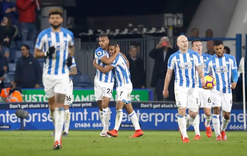 Huddersfield Boss Targets Great Escape
