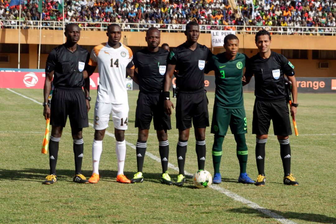 Rohr Hands Udoh Late Invitation For  Eagles' Games Vs Seychelles, Egypt